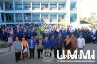 Bupati Sukabumi Lepas 555 Mahasiswa UMMI Terjun Kemasyarakat