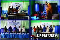Inovasi Teknologi Pengolahan Hasil Perikanan dan Pertanian yang Berkelanjutan dari Dosen Akuakultur UMMI untuk Menunjang Swasembada dan Kedaulatan Pangan di Kabupaten Cianjur