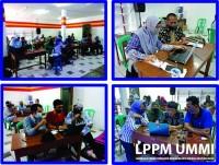 Inisiasi dan Penguatan Badan Usaha Milik Desa (Bumdes) yang Profesional oleh Dosen UMMI